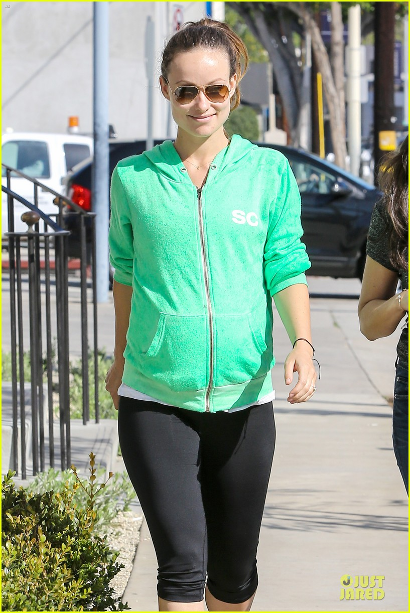 olivia wilde jason sudeikis ends week with separate lunch outings 063058295