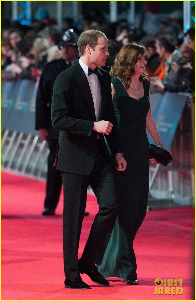 prince william baftas 2014 red carpet 04