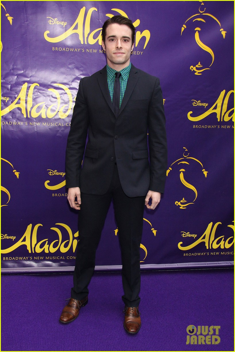 broadway aladdin opening night 153075896