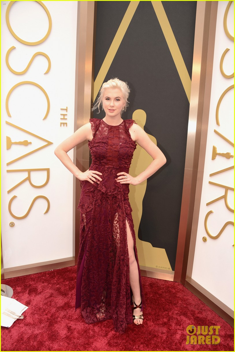ireland baldwin nancy odell oscars 2014 red carpet 06