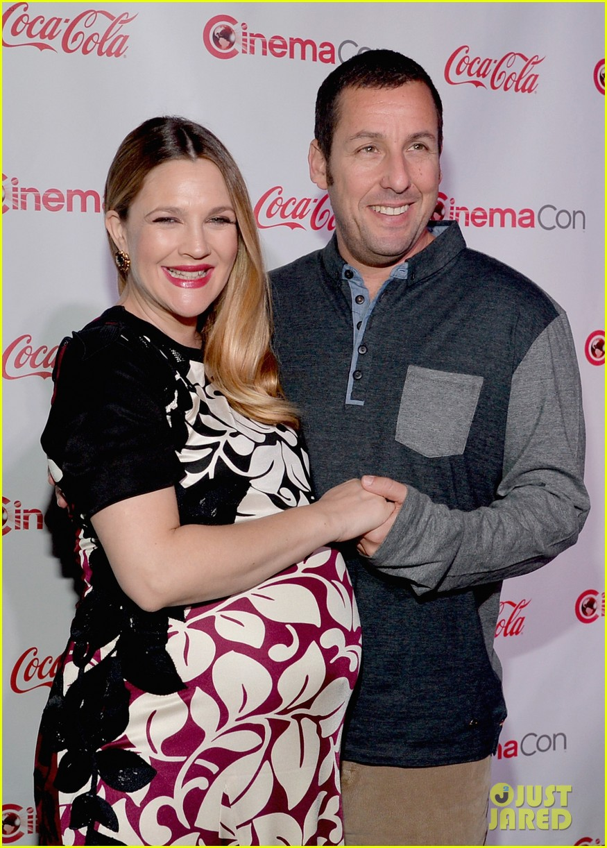 drew barrymore adam sandler cinemacon stars of the year 023080212