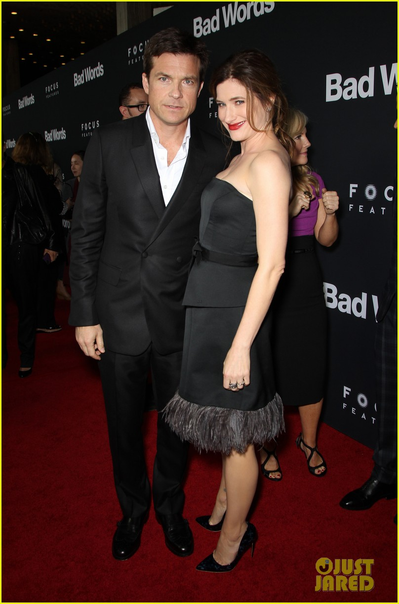 jason bateman bad words la premiere 20