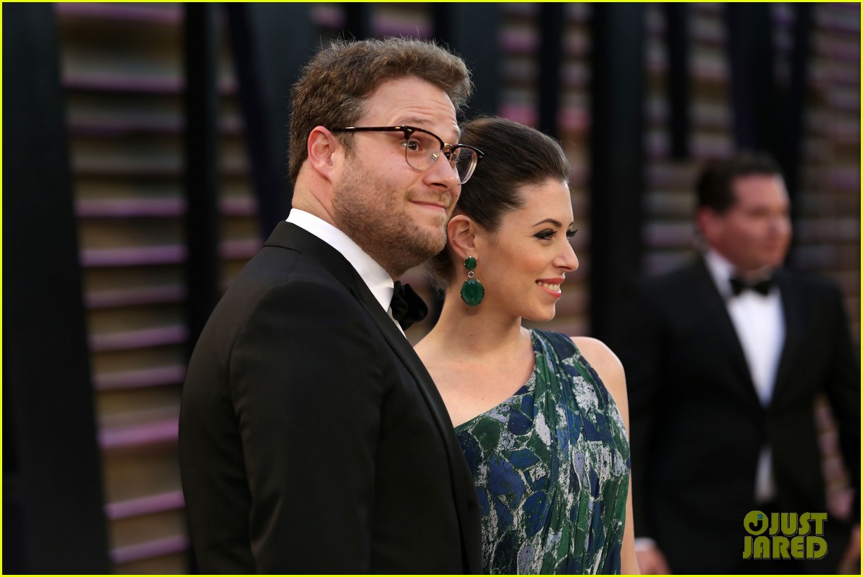 jason bateman seth rogen vanity fair oscars party 2014 09