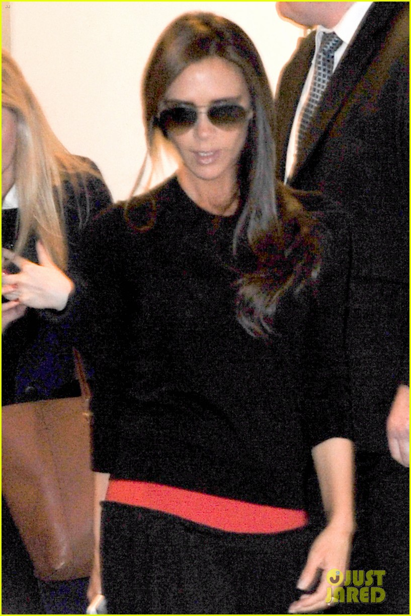victoria beckham opens first shop in shop at printemps 043063181
