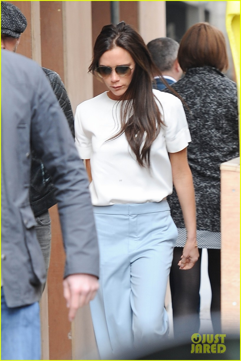 victoria beckham progress on her store david 203077370