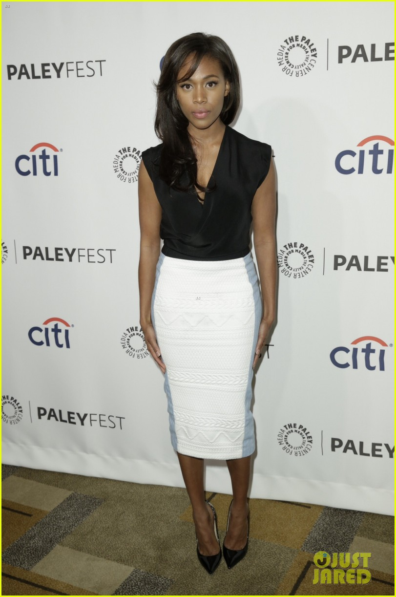 nicole beharie tom mison sleepy hollow paleyfest 01