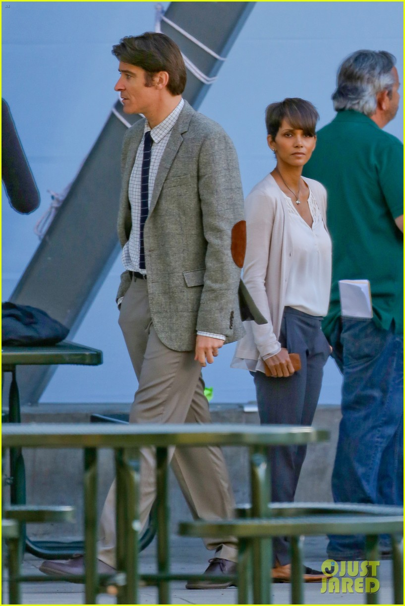 halle berry gets to work on extant 10