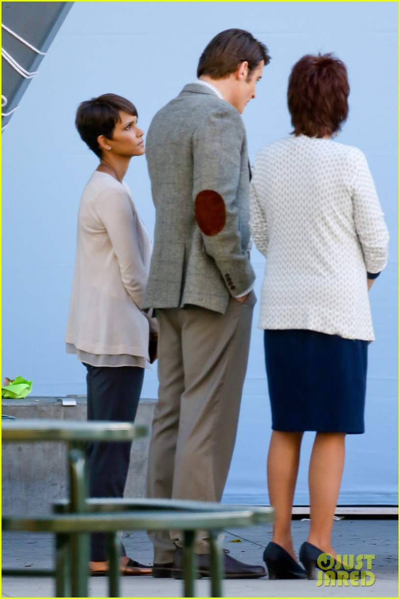 halle berry gets to work on extant 15