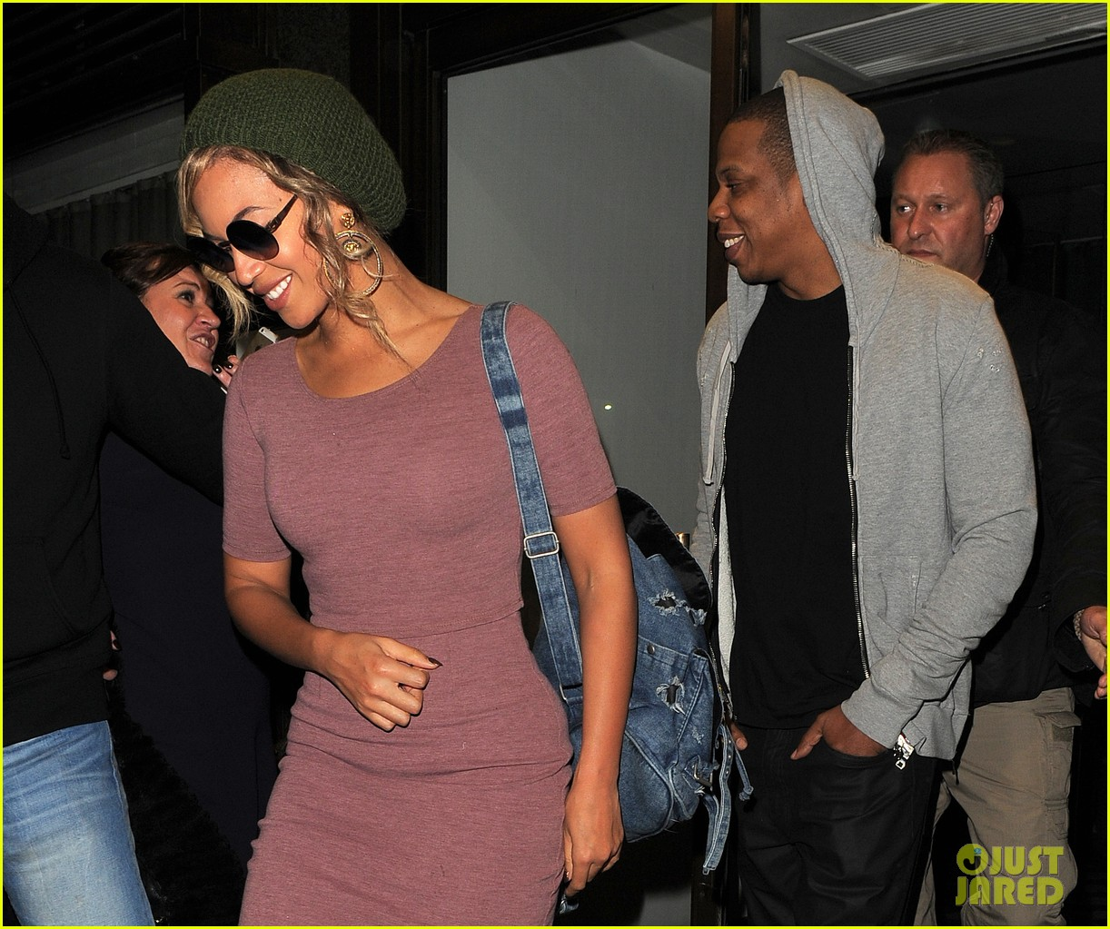 beyonce jay z date night in london before ireland shows 14