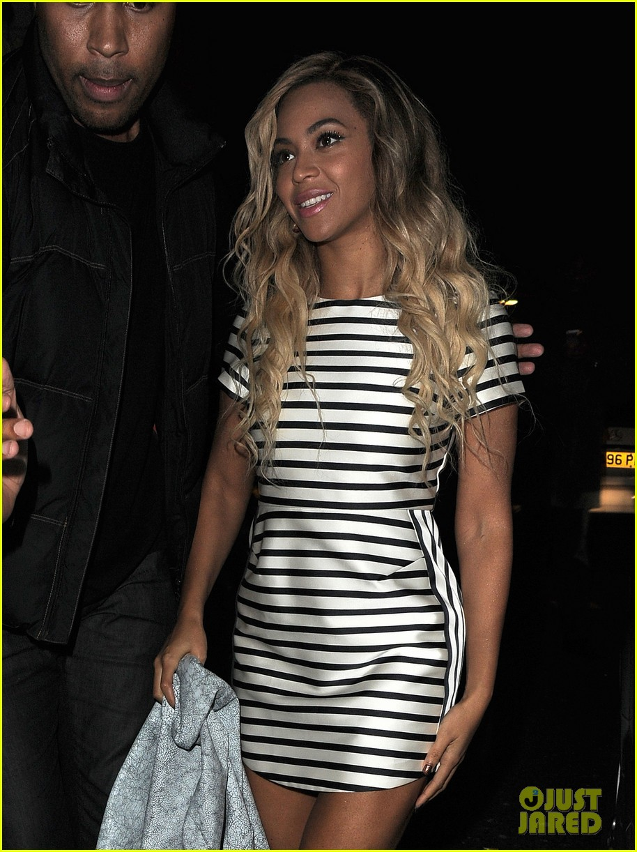 beyonce jay z celebrate her final show in london 09