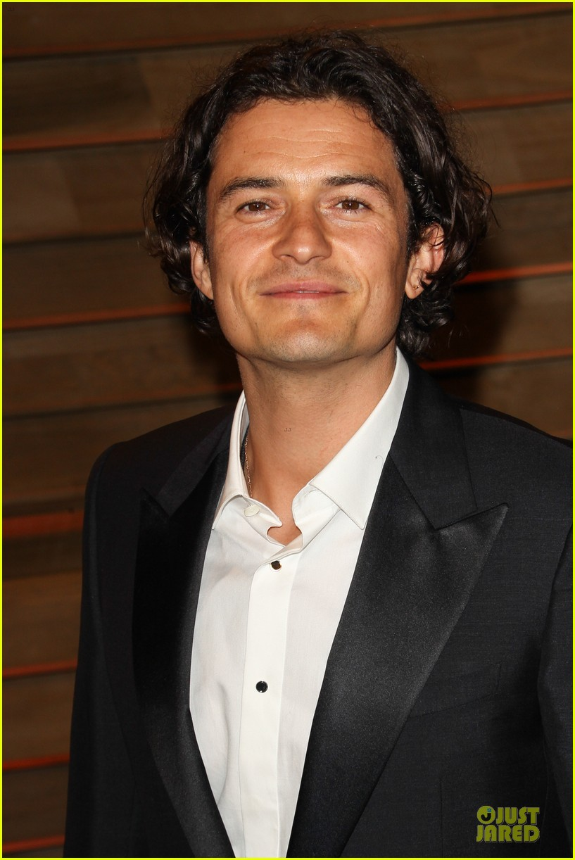 orlando bloom hits same vanity fair oscars party as ex miranda kerr 023064415