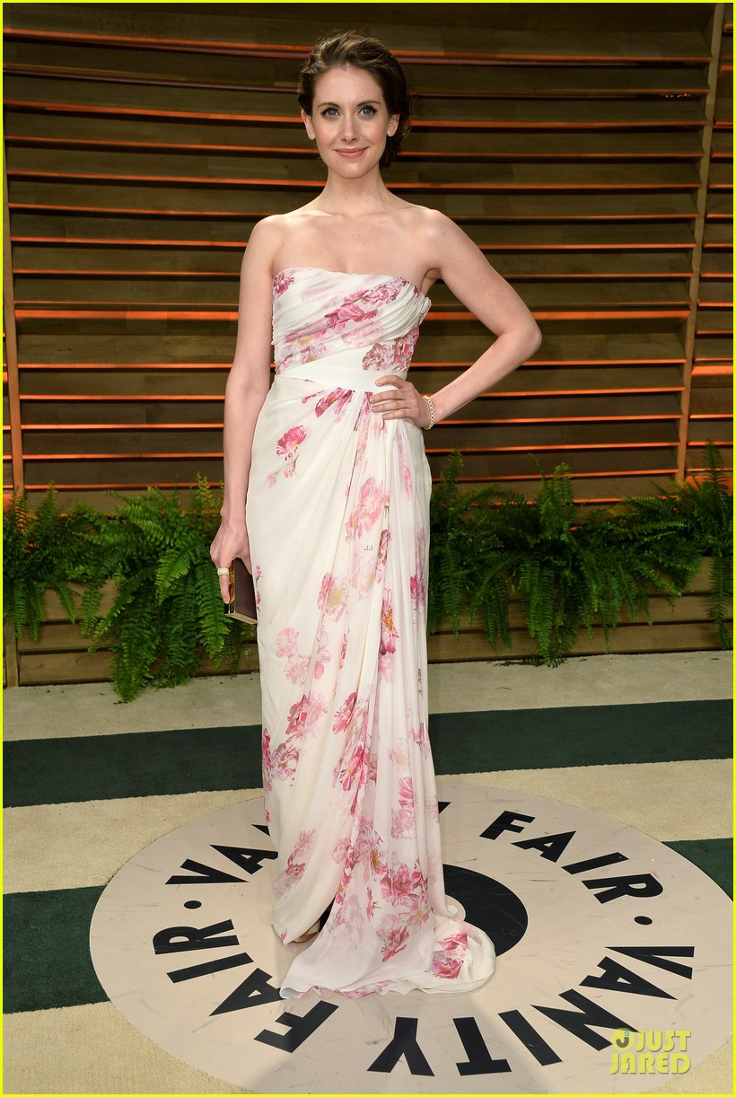 alison brie vanity fair oscars party 2014 07