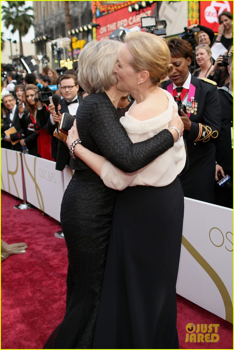 glenn close presents in memorium at oscars 2014 043064187