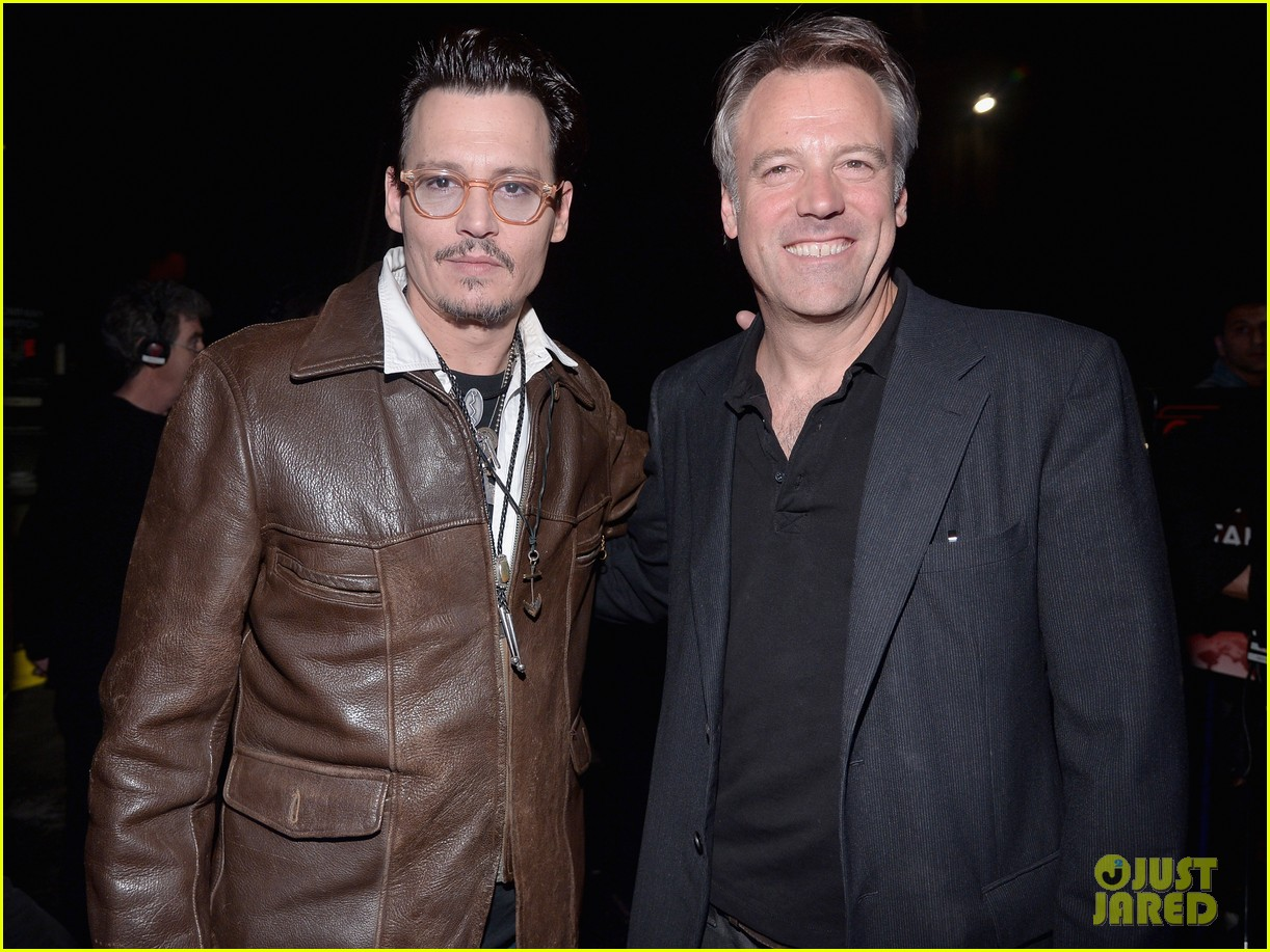 johnny depp cinemacon transcendence 063080064