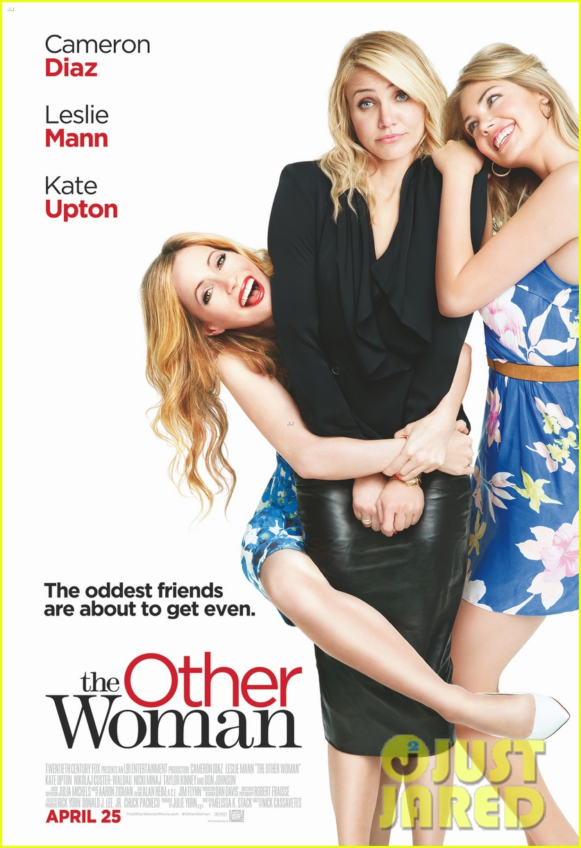 cameron diaz other woman poster exclusive