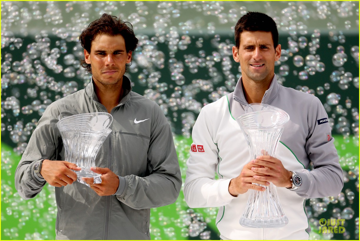 novak djokovic defeats rafael nadal for forth sony open win 083082009