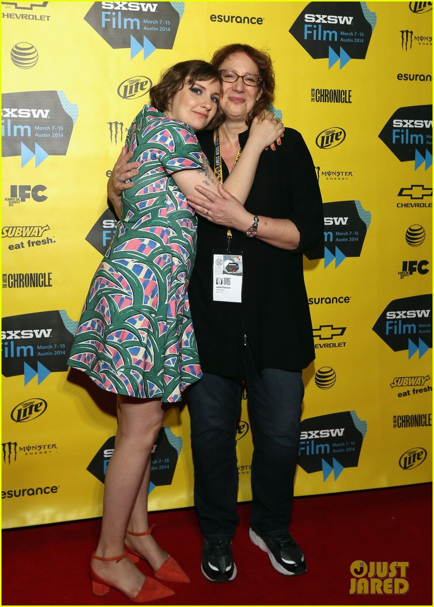 lena dunham opens up about at sxsw 2014 043069671