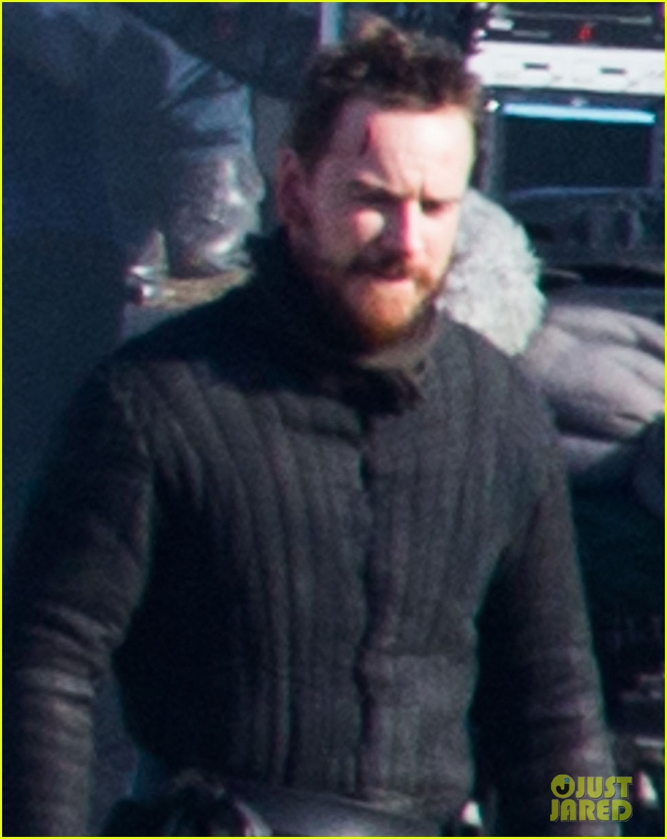 michael fassbender gets back to work on macbeth 02
