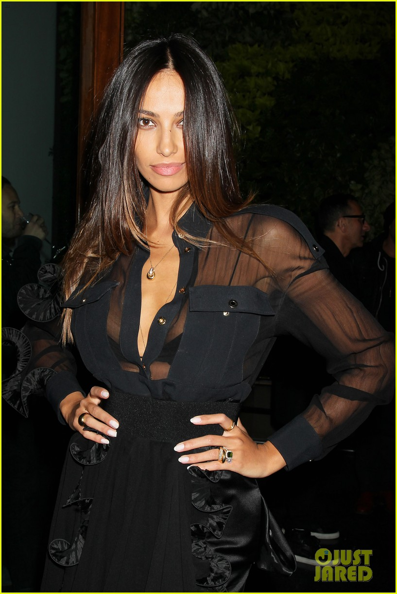 madalina ghenea switches it up at dom hemingway after party 12
