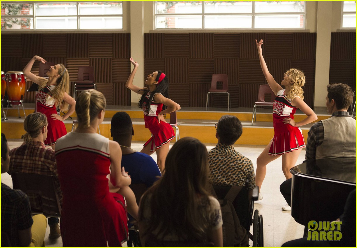 glee 100th episode stills 14