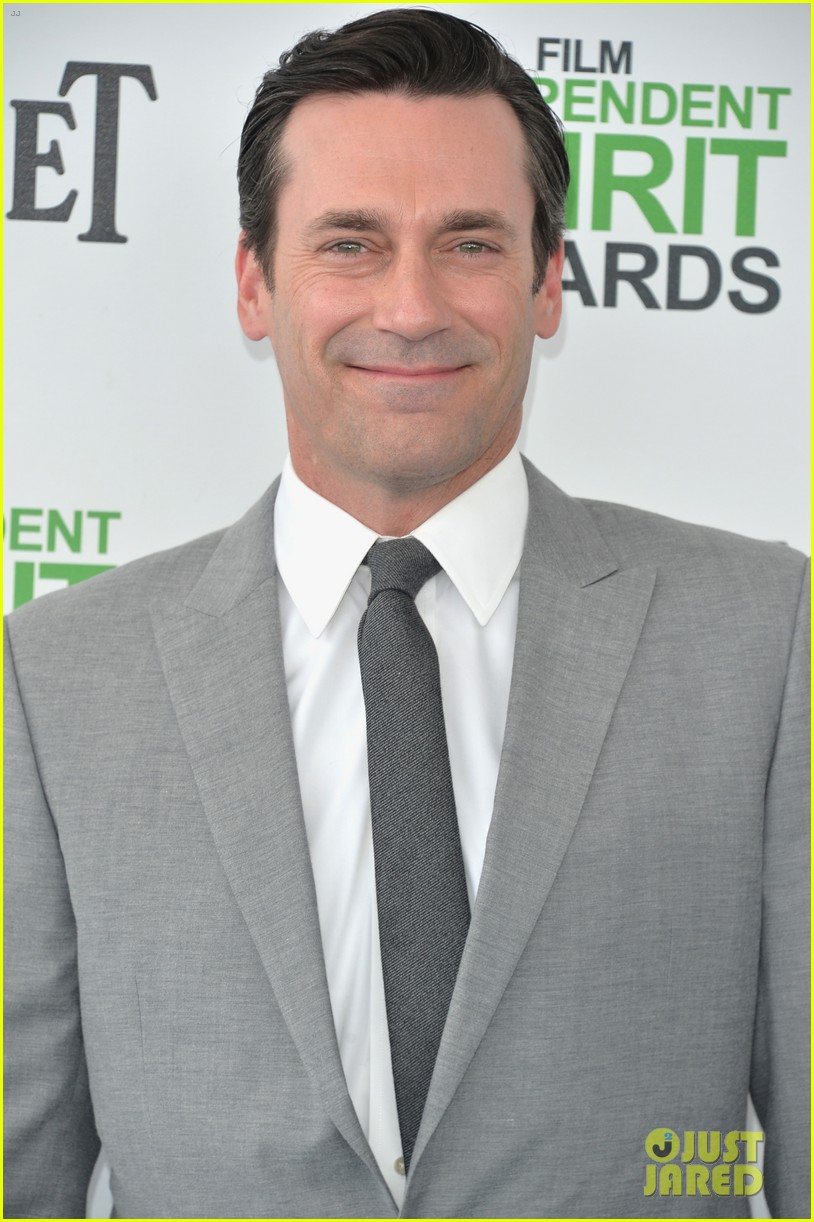 jon hamm elisabeth moss independent spirit awards 2014 043062999