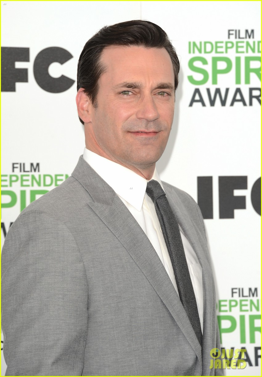 jon hamm elisabeth moss independent spirit awards 2014 063063001