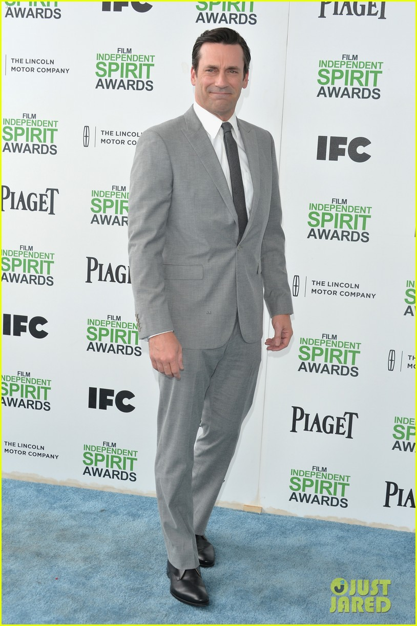 jon hamm elisabeth moss independent spirit awards 2014 073063002