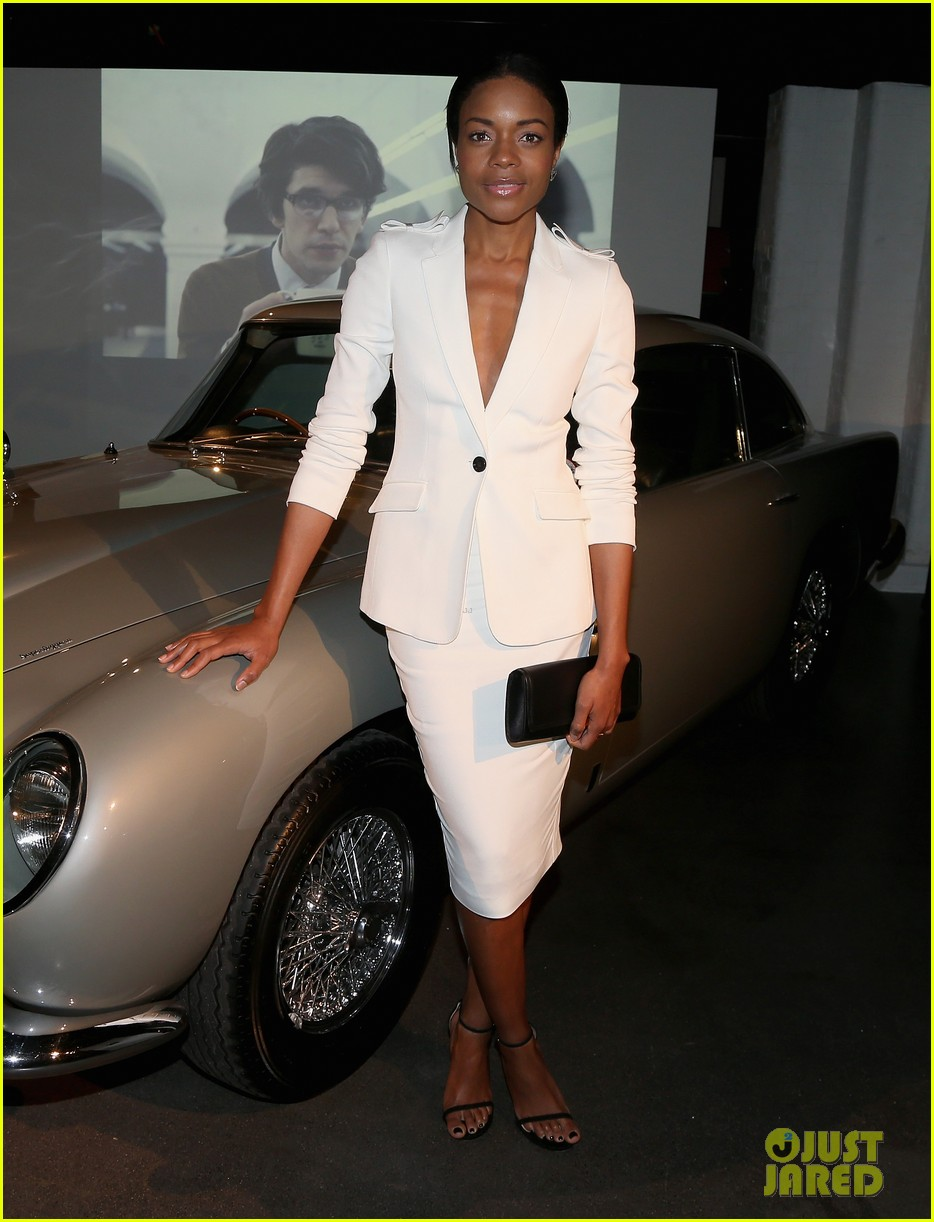 naomie harris bond in motion press conference 01