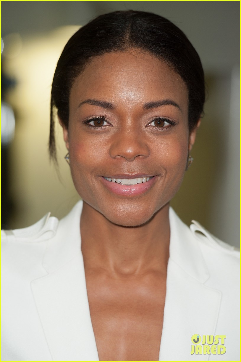 naomie harris bond in motion press conference 04