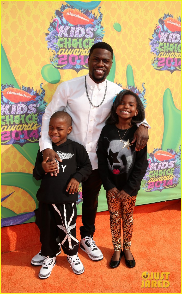 kevin hart adam sandler kids choice awards 2014 173081483