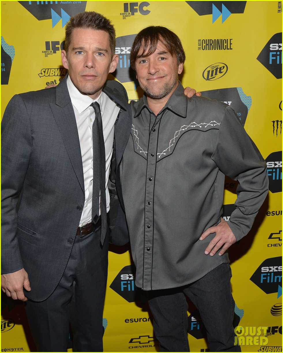 ethan hawke richard linklater premiere next movie 05