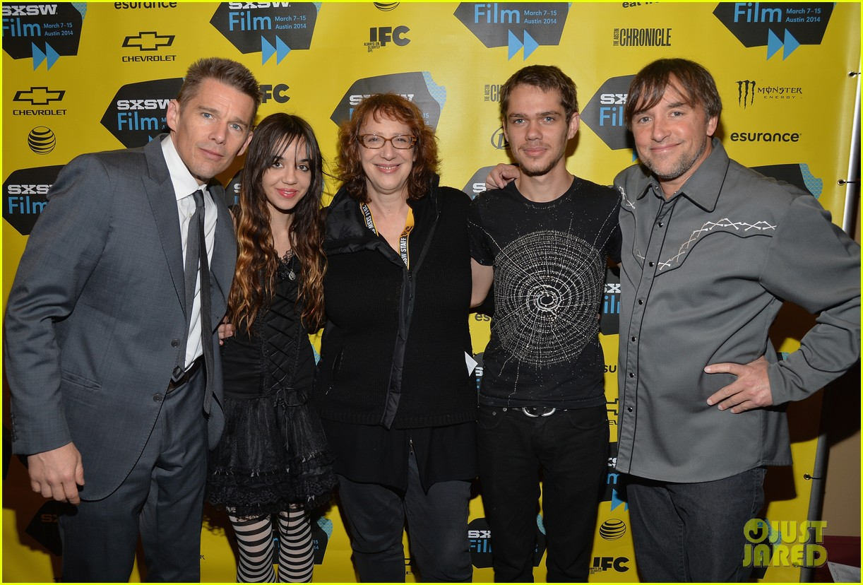 ethan hawke richard linklater premiere next movie 10