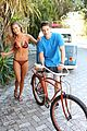 shirtless josh hendersons six pack is unreal in op ads with bikini clad nina agdal 13