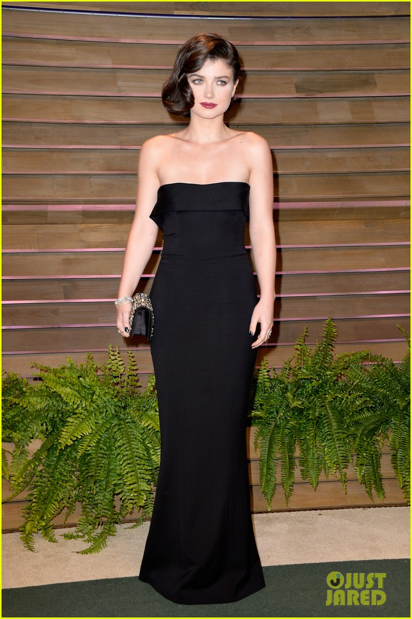 eve hewson bono attend vanity fair oscar party after performing 02