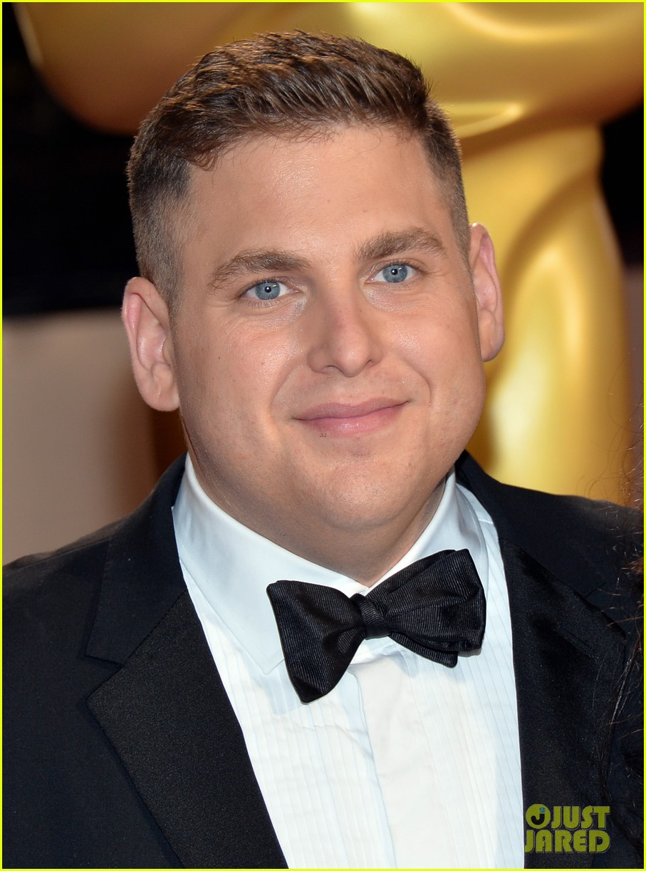jonah hill brought his mom sharon to the oscars 2014 043064242