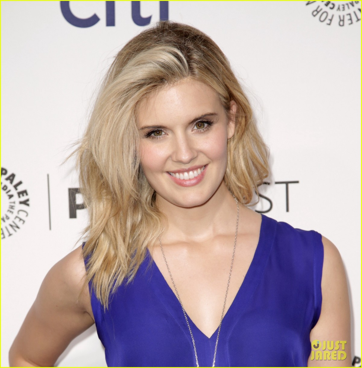 ian somerhalder reunites with maggie grace lost cast at paleyfest 06