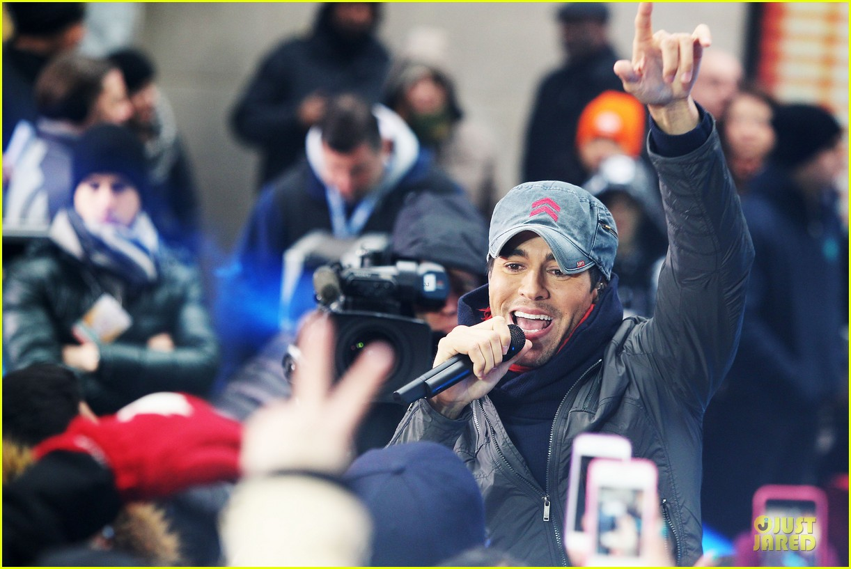 enrique iglesias heart attack on today show 11