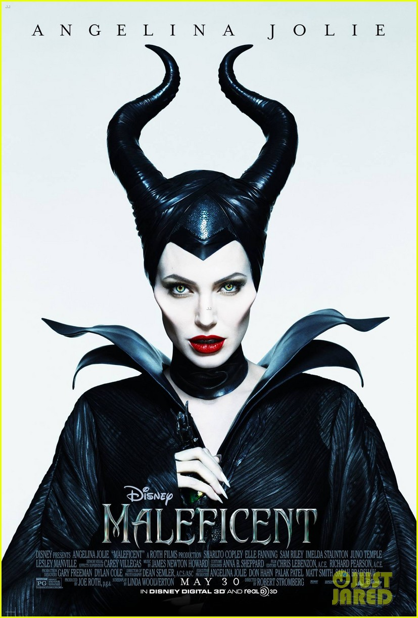 angelina jolie new maleficent poster 02