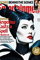 angelina jolie covers entertainment weekly as maleficent 01