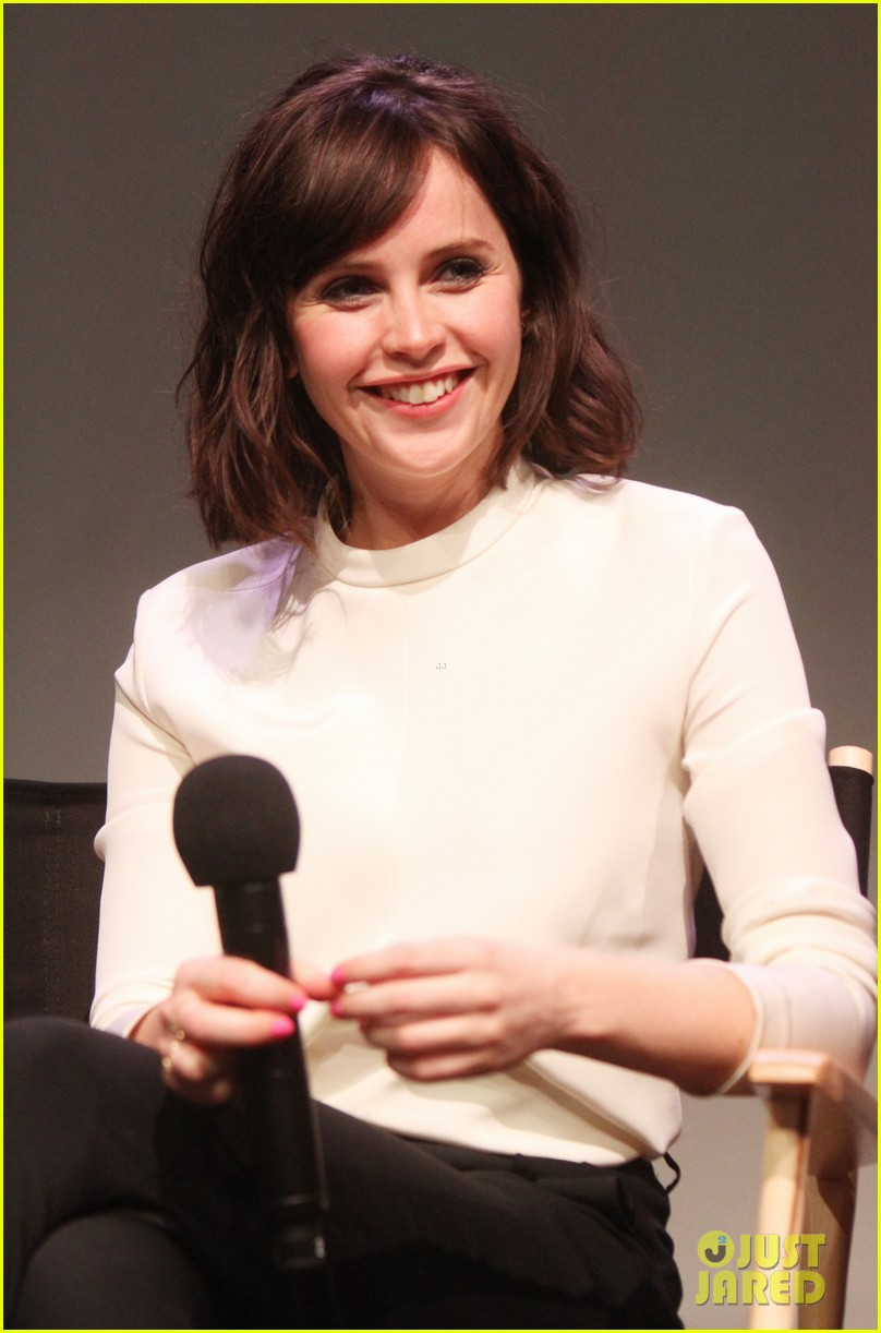 felicity jones breathe in screening apple store presents 04