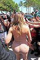 kim kardashian steals kylie jenners bikini 15