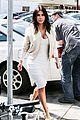 kim kardashian gets ready for summer with white dress 01