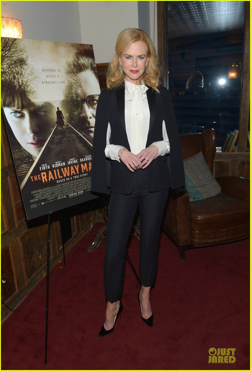 nicole kidman railway man screening 20