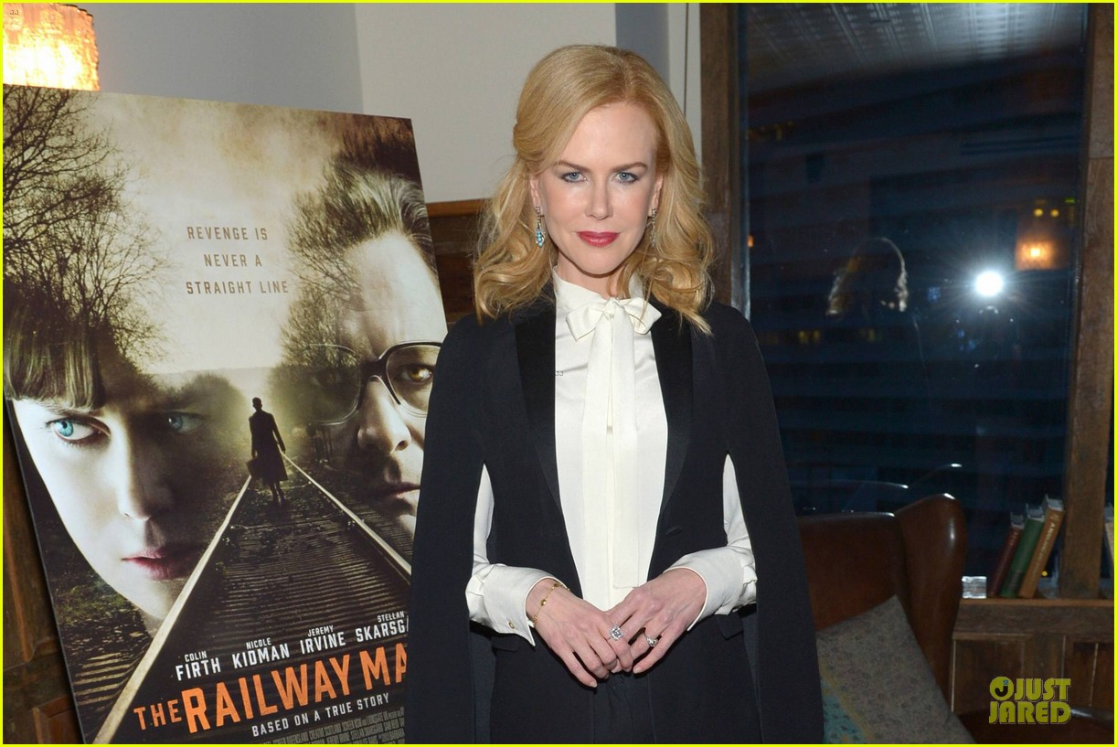 nicole kidman railway man screening 21