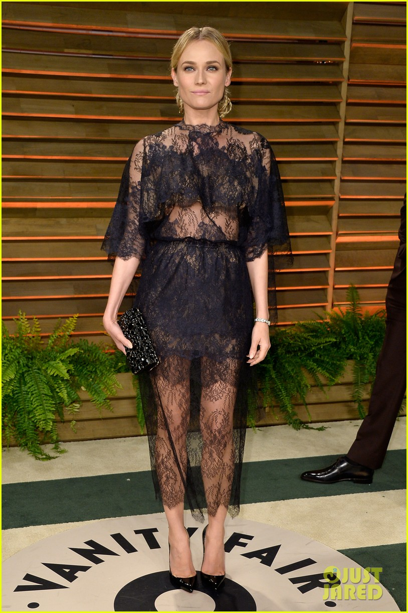 diane kruger goes sexy sheer for vanity fair oscars party 2014 with joshua jackson 033064274