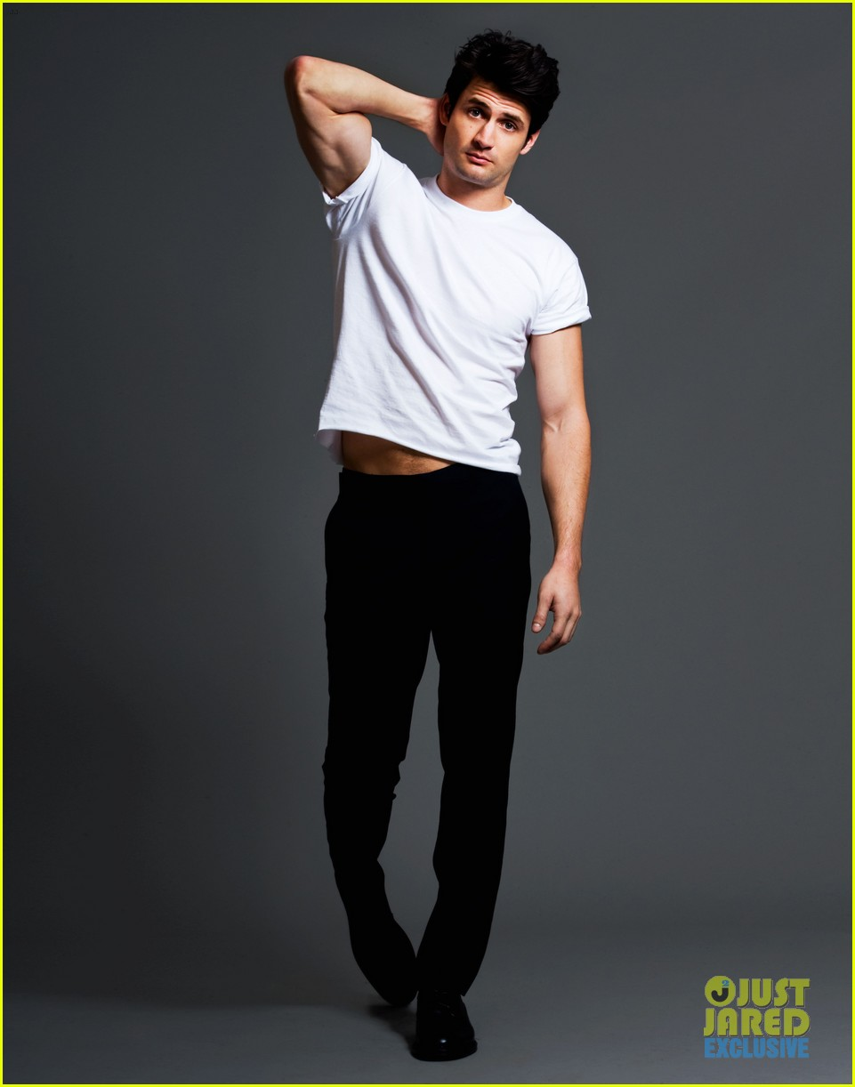 james lafferty just jared spotlight series 013079836