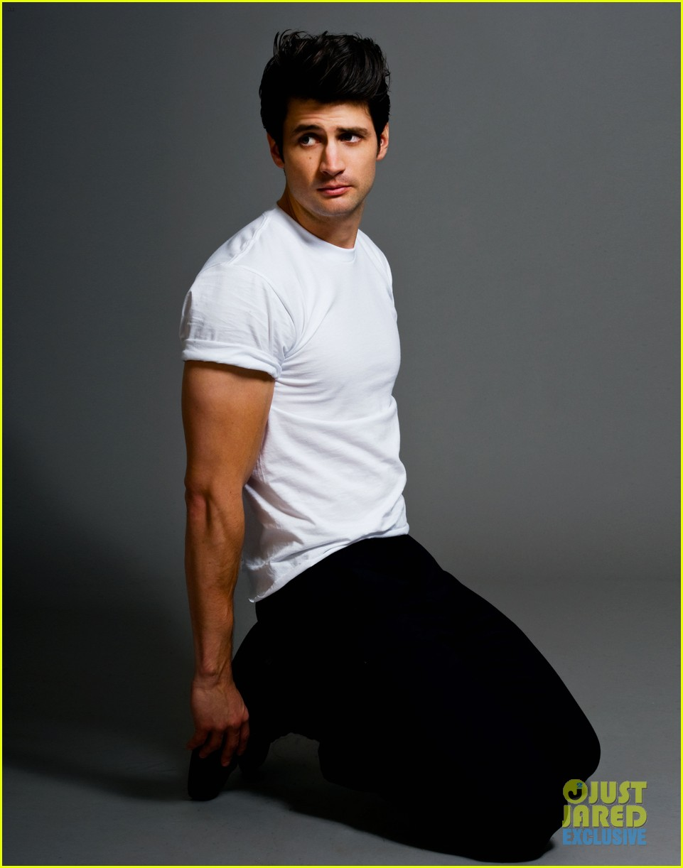 james lafferty just jared spotlight series 033079838