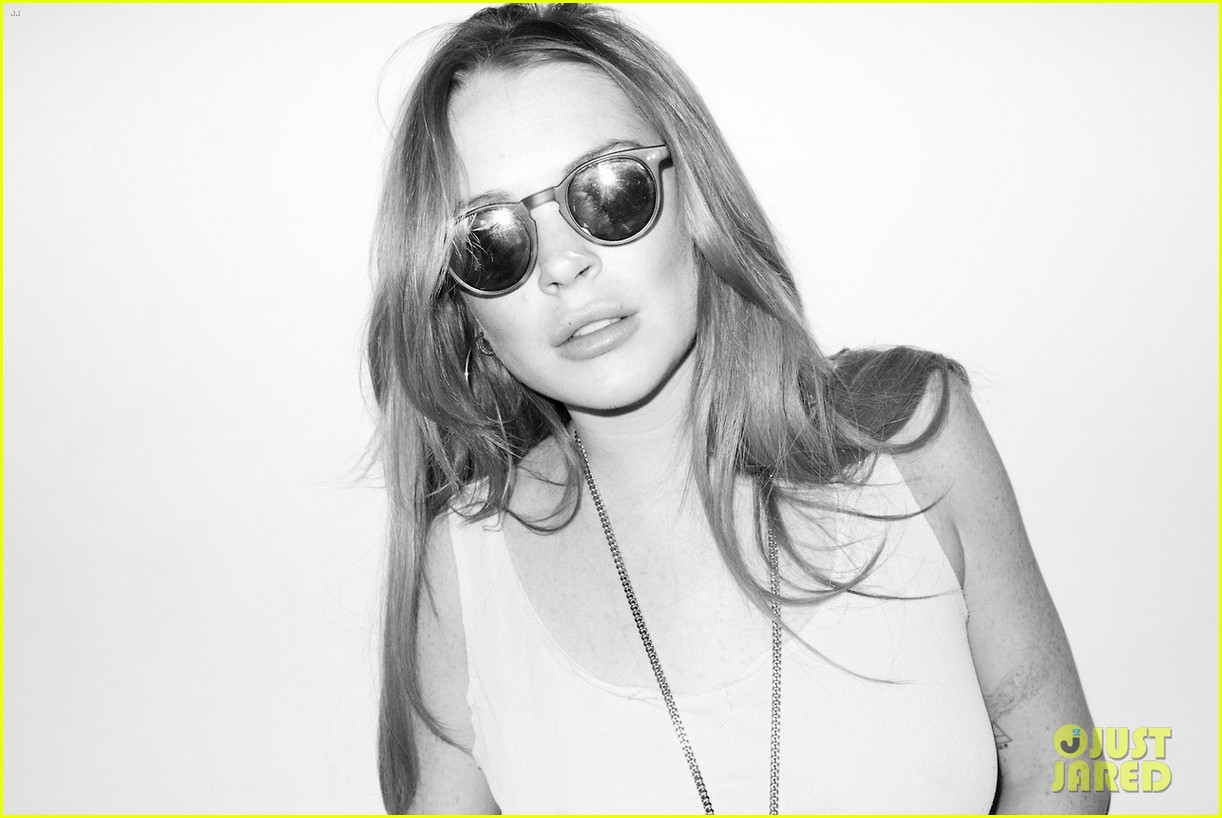 lindsay lohan terry richardson photo shoot 02