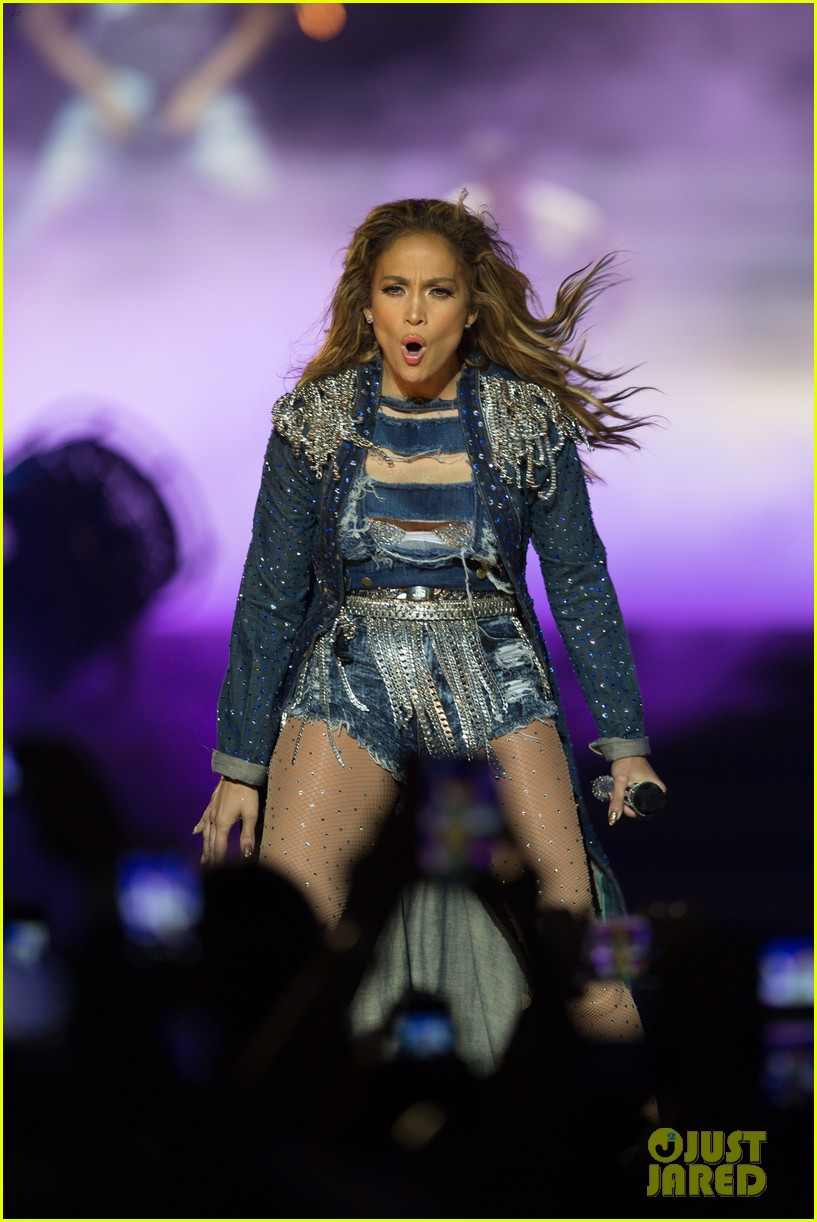 jennifer lopez dubai concert photos 183081529