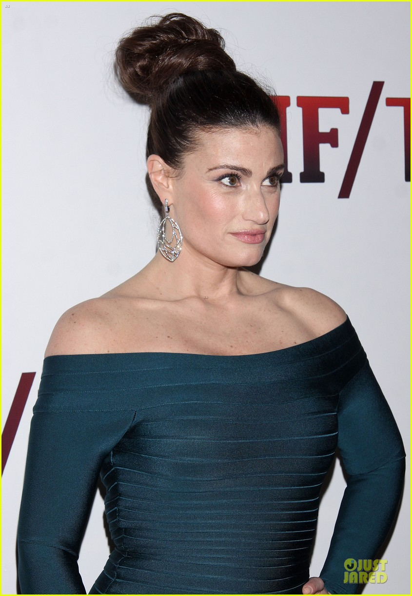 idina menzel shoulders should get you to see if then 09